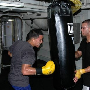 Top 6 des exercices au sac de frappe pour la boxe et le fitness