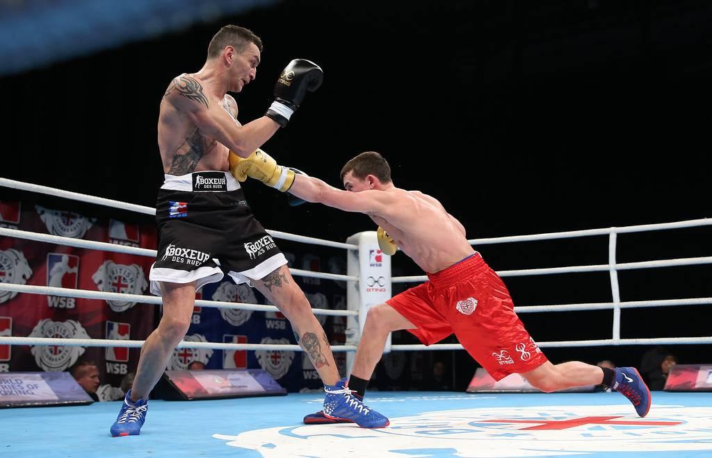 techniques de base de la boxe combat