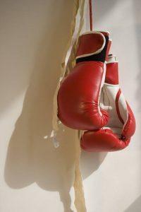 equipement indispensable gants de boxe