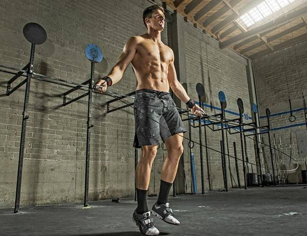 equipements corde à sauter boxe