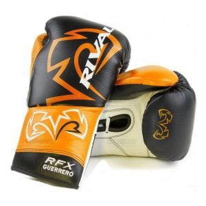 gants competition pro Rival crin de cheval