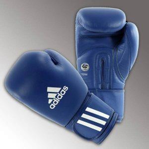 gants de boxe compétition amateur Adidas