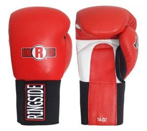 gants ringside IMF tech hook
